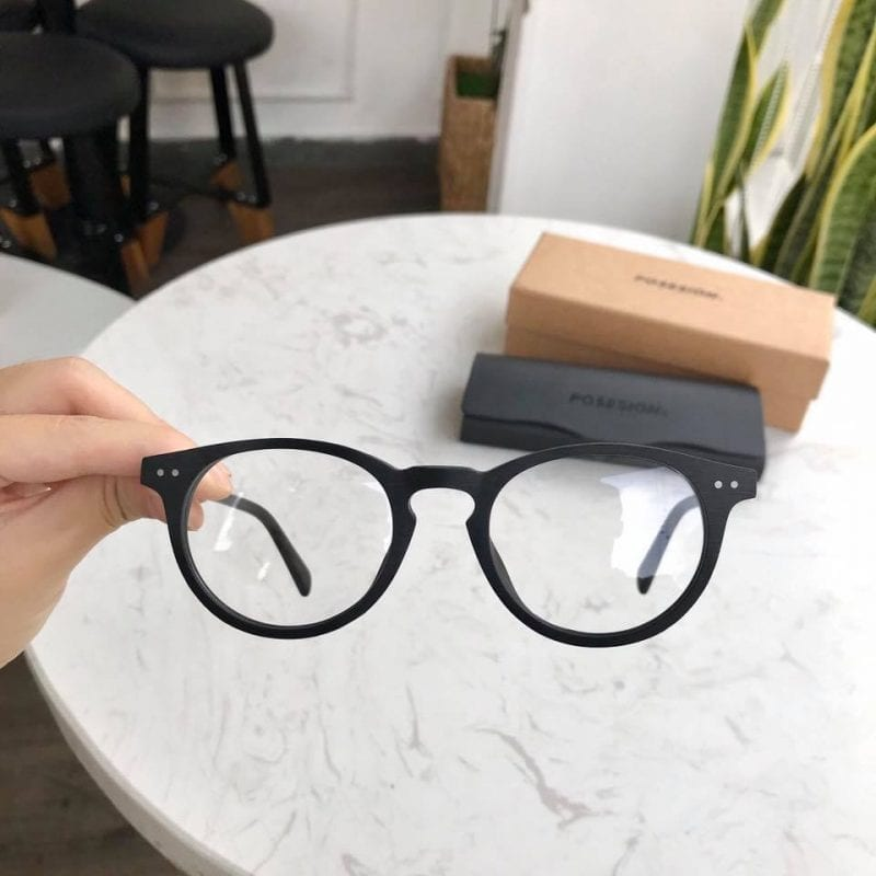 mắt kính cận gỗ posesion emma