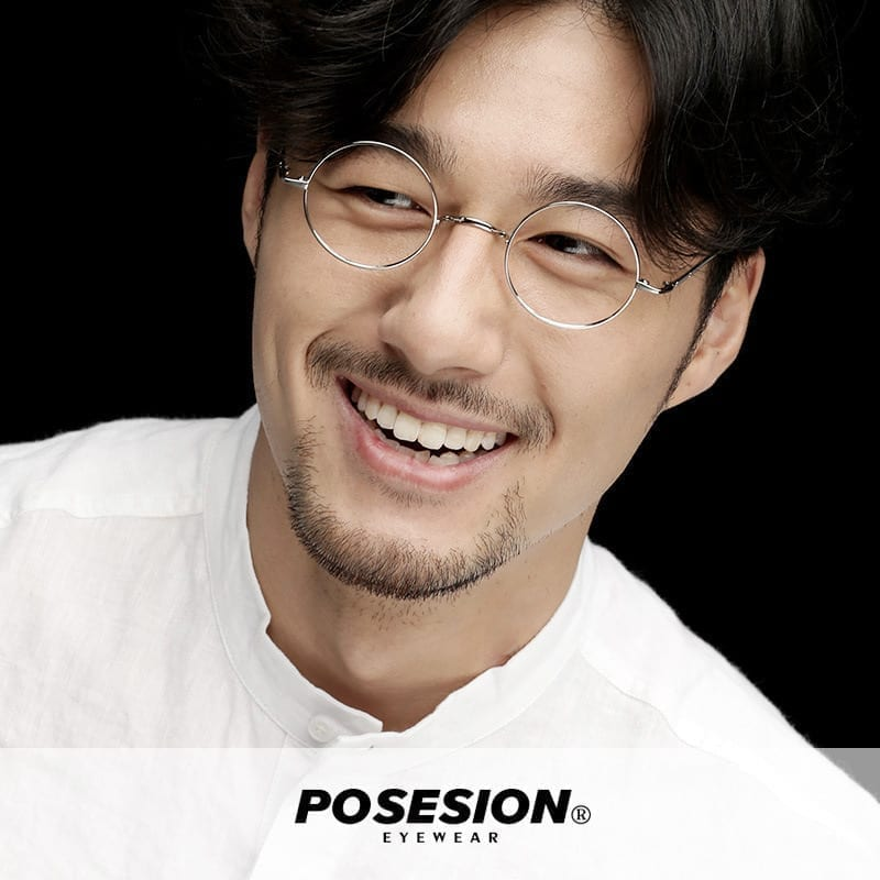 gọng kính titan posesion edo