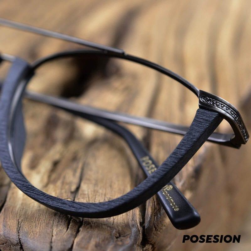 gọng kính gỗ nam posesion cesar ở hcm