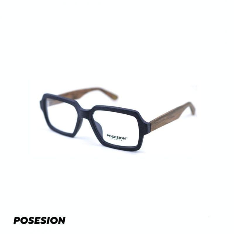 gọng kính gỗ nam posesion fuku