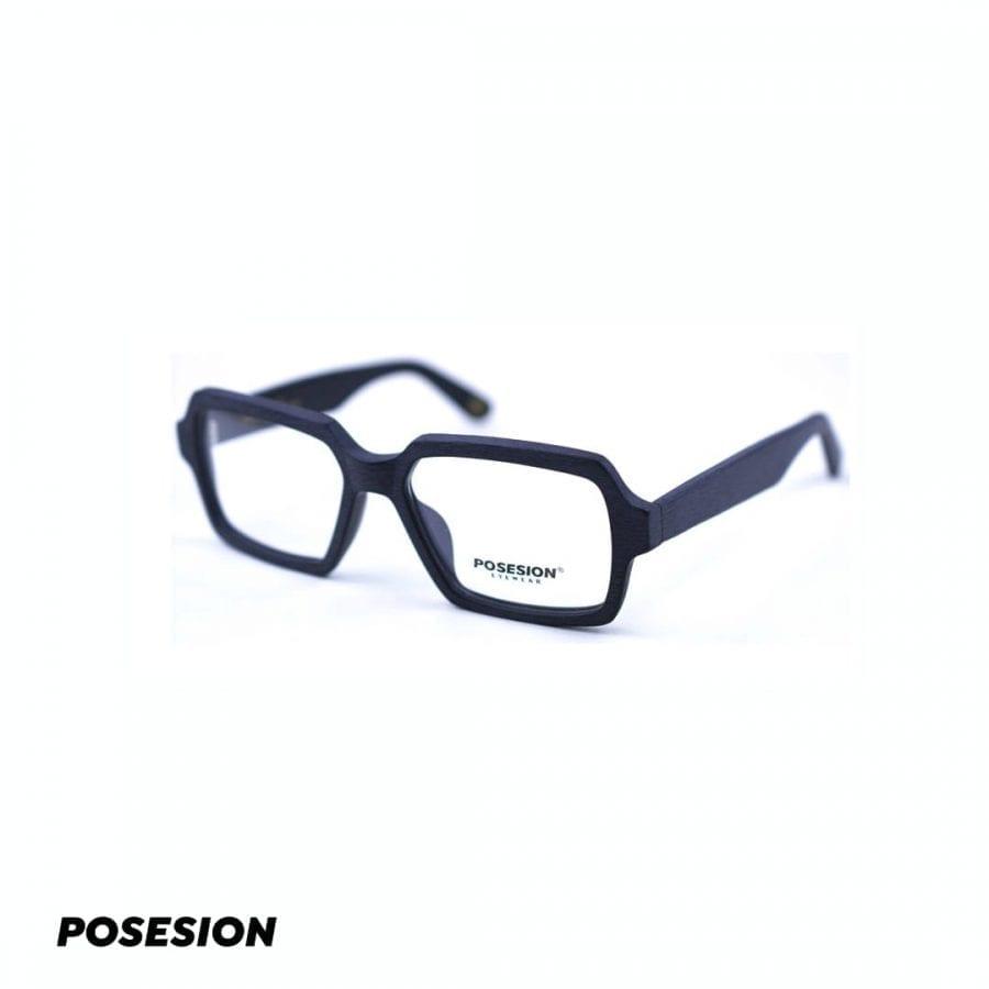 gọng kính gỗ posesion fuku
